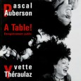 Couverture du disque «A Table!» de Pascal Auberson