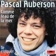 Couverture du disque «Comme l'eau de la mer» de Pascal Auberson