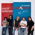 Couverture du disque «Kelomes Live à l'Alhambra de Paris» de Pascal Auberson