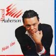Couverture du disque «Mille Voci» de Pascal Auberson