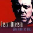 Couverture du disque «L'âme au bout des doigts» de Pascal Auberson