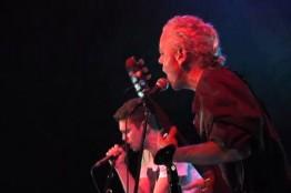 Ange Rebel avec Bastian Baker