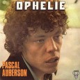 Couverture du disque «Ophélie» de Pascal Auberson