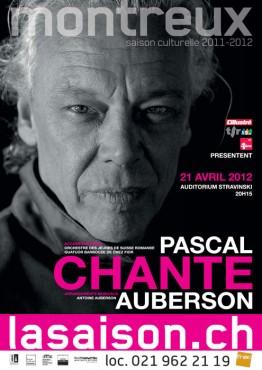 Pascal chante Auberson